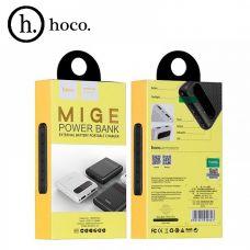 АКБ внешний Hoco B20 10000mAh Black