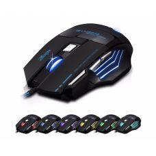Мышь проводная игровая T-509(T-6)