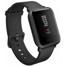 Смарт-часы Huami Amazfit Bip A1608 (цвет: Черный)
