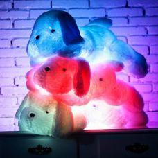 Собака светящаяся