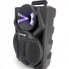"Колонка MR-219A динамик 8"" Bluetooth/USB/microSD/радио/микрофон"