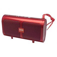 Колонка T16 Bluetooth/AUX/USB/TF, Красная