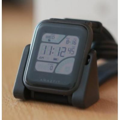Обзор Xiaomi Amazfit Bip — бюджетные смарт-часы для тренировок