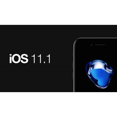 Вышла iOS 11.1 для всех. Что нового