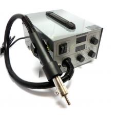 Термопаяльная станция MR 852D (фен компрессор + паяльник)