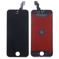 Дисплей Apple iPhone 5 + Touch Black (LT)
