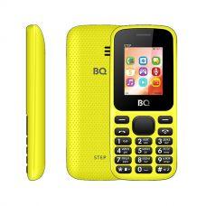Мобильный телефон BQ 1805 Step, Желтый