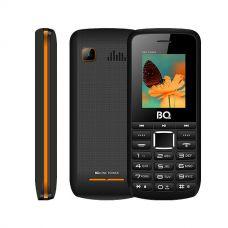 Мобильный телефон BQ 1846 One Power, черный+оранжевый