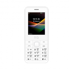 Мобильный телефон BQ 2411 Swift L, Серебрянный