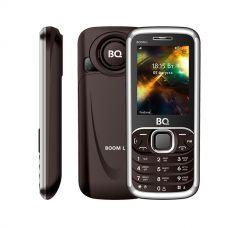 Мобильный телефон BQ 2427 Boom L, Коричневый