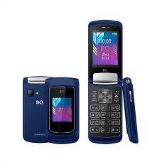 Мобильный телефон BQ 2433 Dream DUO, Тёмно-синий