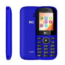 Мобильный телефон BQ 1807 Step+, Тёмно-Синий