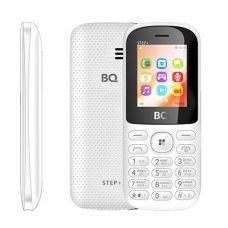Мобильный телефон BQ 1807 Step+, Белый