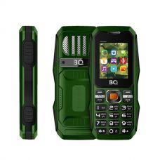 Мобильный телефон BQ 1842 Tank mini, Темно-Зеленый