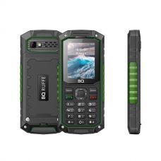 Мобильный телефон BQ 2205 Ruffe, Чёрный+Зеленый
