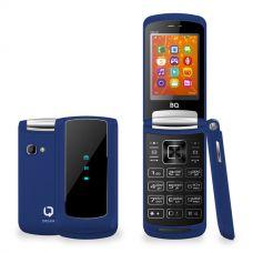 Мобильный телефон BQ 2405 Dream, Темно-Синий