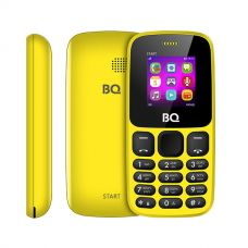Мобильный телефон BQ 1413 Start, Жёлтый