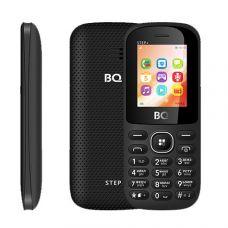 Мобильный телефон BQ 1807 Step+, Черный