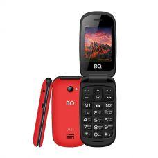 Мобильный телефон BQ 2437 Daze, Красный
