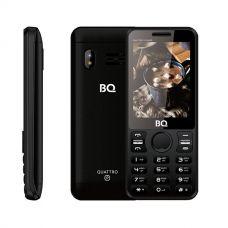 Мобильный телефон BQ 2812 Quattro Power, Черный