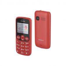 Мобильный телефон Maxvi B1, Красный