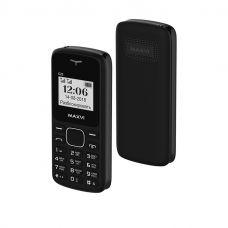 Мобильный телефон Maxvi C23, Черный (без ЗУ)
