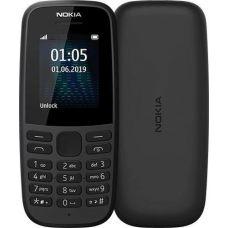 Мобильный телефон NOKIA 105 DS, Черный