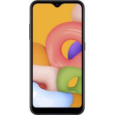 Samsung Galaxy A01 2/16Gb Черный (РСТ)